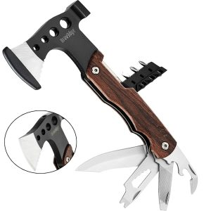 12-In-1, Multi-Tool With Axe