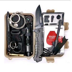 13-in-One Survival Kit 1 Best Survival Kit