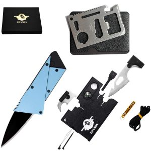 18 In 1 Survival Credit Card