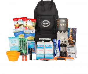 2-Days Survival Backpack