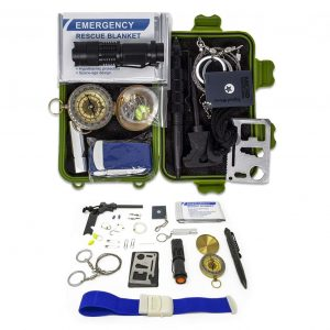 26-pieces Survival Kit