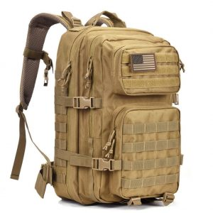3-Days Military Backpack By Reebow Gear