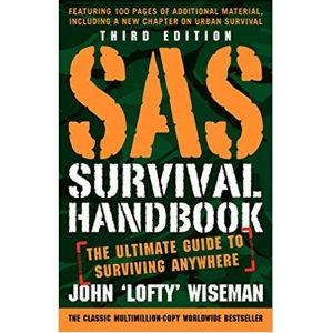 3rd Edition Of SAS Best Survival Books