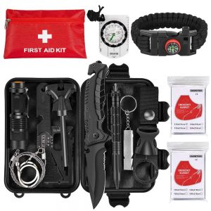 45-in-one Outdoor Survival Kit