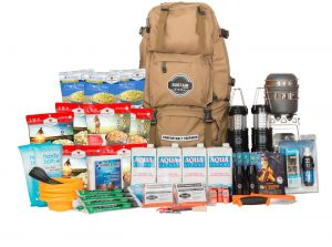 72-hours Ultimate Survival Kit