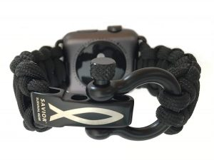 Apple Watch Paracord Band