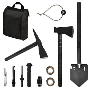 Camping Axe Backpacking Toolkit