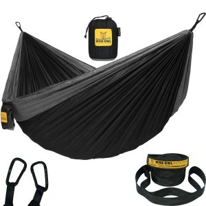 Double And Single Camping Hammock