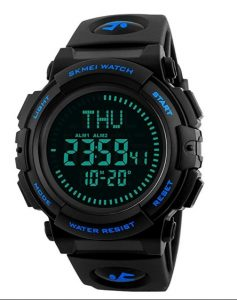 Military Digital Sportswatch