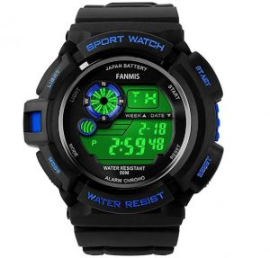 Multifunctional Digital Watch