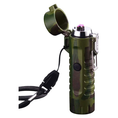 icfun waterproof lighter camouflage