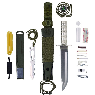 maxam survival knife set